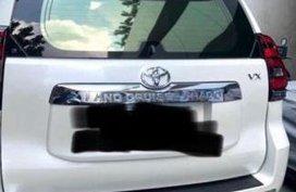 Sell 2nd Hand 2011 Toyota Land Cruiser Prado Manual Diesel at 70000 km in Pasig