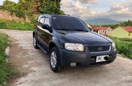 Ford Escape 2004 Automatic Gasoline for sale in Batangas City