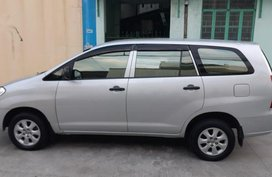 2nd Hand Toyota Innova 2008 Manual Gasoline for sale in Quezon City