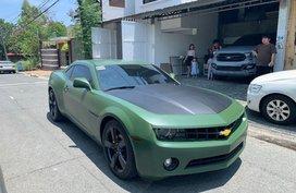 Brand New Chevrolet Camaro 2012 at 9500 km for sale in Makati