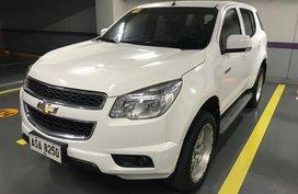 Selling Chevrolet Trailblazer 2015 Automatic Diesel in Antipolo