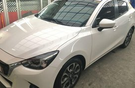 Sell 2nd Hand 2016 Mazda 2 Sedan Automatic Gasoline at 30000 km in Quezon City