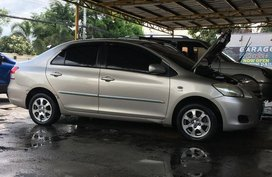 Sell 2nd Hand 2010 Toyota Vios Manual Gasoline at 125000 km in Angeles