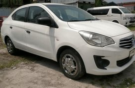 Selling 2nd Hand Mitsubishi Mirage G4 2015 at 40000 km in Cainta