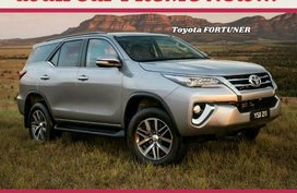 Brand New Toyota Fortuner 2019 Automatic Diesel for sale in Manila