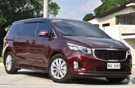 2nd Hand Kia Grand Carnival 2018 at 10000 km for sale