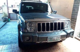 Jeep Commander 2010 Automatic Diesel for sale in Calauan