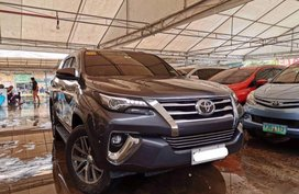 2nd Hand Toyota Fortuner 2019 Automatic Diesel for sale in Manila