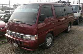 Selling 2nd Hand Nissan Urvan 2014 in Cainta