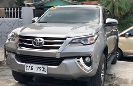 2nd Hand Toyota Fortuner 2018 for sale in Quezon City