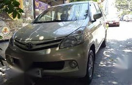 Selling Toyota Avanza 2014 at 45000 km in Quezon City