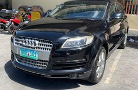 2nd Hand Audi Q7 2008 Automatic Gasoline for sale in Pasig