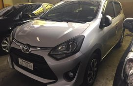 Selling 2nd Hand Toyota Wigo 2018 at 10000 km in Quezon City