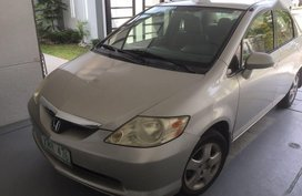 Honda City 2004 Manual Gasoline for sale in Angeles