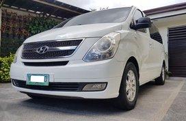 Sell 2nd Hand 2010 Hyundai Starex at 75244 km in Marikina