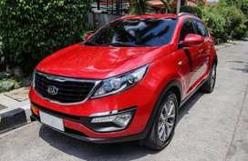 2015 Kia Sportage for sale in Marikina
