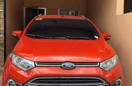 Selling Ford Ecosport 2015 Manual Diesel in Valenzuela