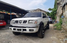 Selling 2nd Hand Nissan Frontier 2000 in Cebu City