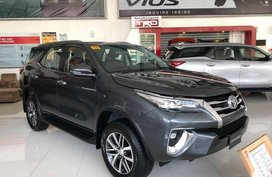 Selling Toyota Fortuner 2019 in Manila