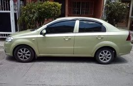 Selling 2nd Hand Chevrolet Aveo 2007 in Imus