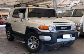 2nd Hand Toyota Fj Cruiser 2015 for sale in Makati