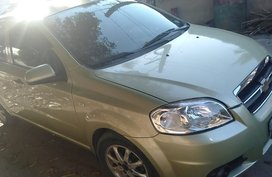Chevrolet Aveo 2007 Automatic at 72000 km for sale