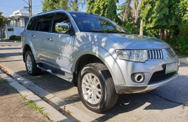 Mitsubishi Montero Sport 2012 Automatic Diesel at 80000 km for sale