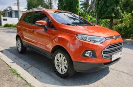 Ford Ecosport 2017 Automatic Gasoline for sale