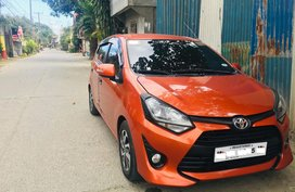 2018 Toyota Wigo Automatic at 15000 km for sale