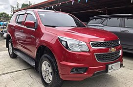 Selling 2nd Hand Chevrolet Trailblazer 2014 in Mandaue