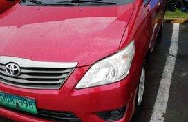 2012 Toyota Innova for sale in Dagupan