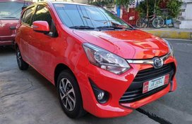2nd Hand Toyota Wigo 2018 Automatic Gasoline for sale in Pasig