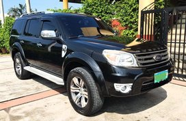 Ford Everest 2012 Automatic Diesel for sale in Malolos