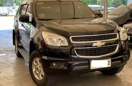 Selling Chevrolet Trailblazer 2014 at 66000 km in Makati