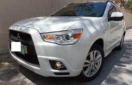 Selling Mitsubishi Asx 2012 at 40000 km in Quezon City