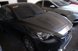 Sell Black 2017 Mazda 2 at 35000 km in Makati