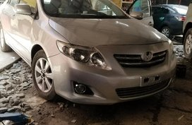 2nd Hand Toyota Corolla Altis 2008 for sale in Quezon City