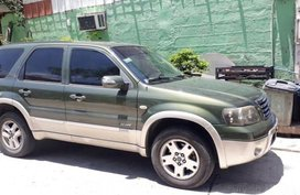 2nd Hand Ford Escape 2008 Automatic Gasoline for sale in Taguig
