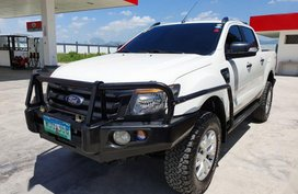 Ford Ranger 2014 Automatic Diesel for sale in Porac