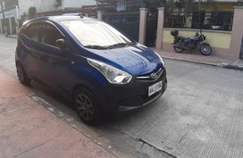 Hyundai Eon 2014 Manual Gasoline for sale in Marikina