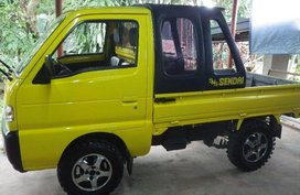 Selling 2nd Hand Suzuki Multi-Cab 2014 Manual Gasoline at 69000 km in Antipolo