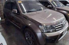 Sell Brown 2017 Suzuki Grand Vitara at 13000 km in Makati