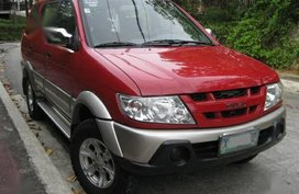 Selling Isuzu Crosswind 2005 at 130000 km in Cebu City