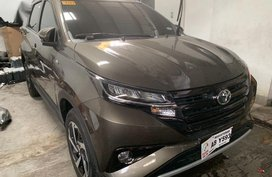Selling Brown Toyota Rush 2019 in Quezon City