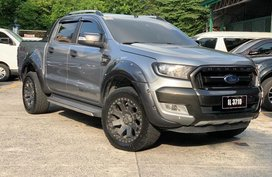 2nd Hand Ford Ranger 2016 at 60000 km for sale in Mandaluyong