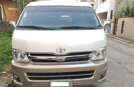 2nd Hand Toyota Hiace 2013 at 120000 km for sale