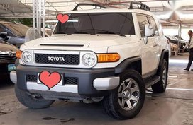 Selling Toyota Fj Cruiser 2015 Automatic Gasoline in Antipolo