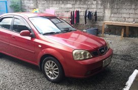 Selling 2nd Hand Chevrolet Optra 2004 in Bacoor