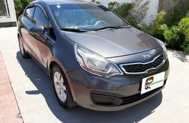 2nd Hand Kia Rio 2012 for sale in Lapu-Lapu