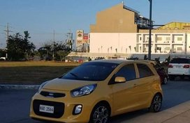 Selling Kia Picanto 2016 at 10000 km in San Pedro